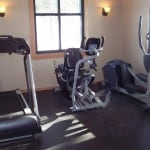 Exercise Equipment includes a Nautilus elliptical, recumbant bike, treadmill and freeweights