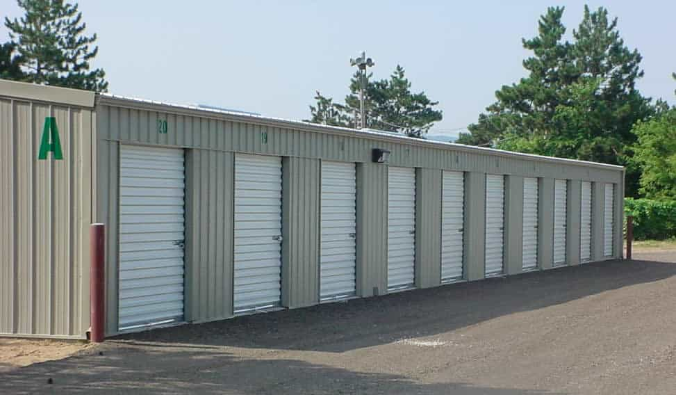Self Storage Buildings For Sale