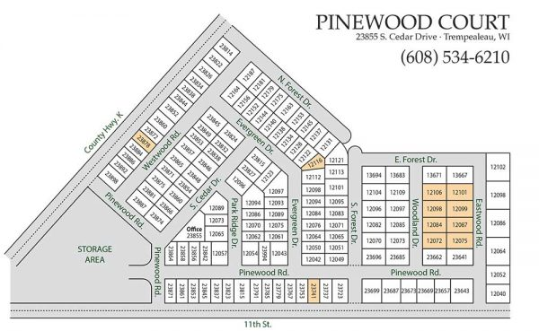 2016-July-PinewoodCourtMap-Availability